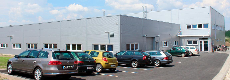 Die Eckelmann s.r.o. in Tvrdonce. Tschechien ist ein Tochterunternehmen der Eckelmann AG, Wiebaden und Teil der Eckelmann Gruppe